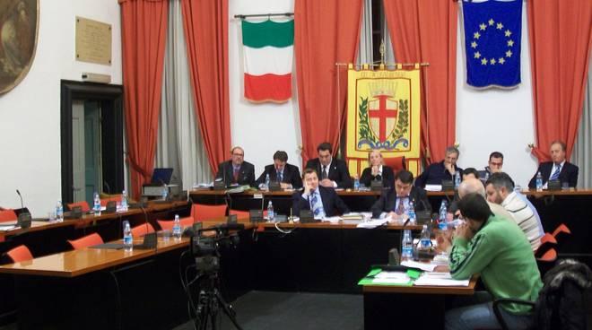 Albenga consiglio comunale