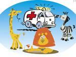 ambulanza pediatrica Lions
