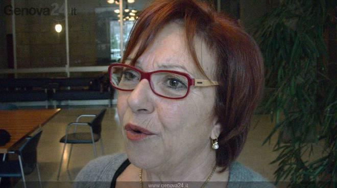 Attilia Narizzano, pres volontariato persona Auser