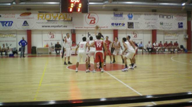 basket Tigullio