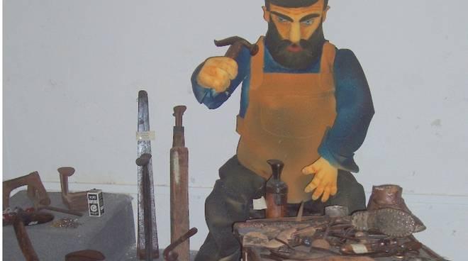calzolaio, mostra antichi mestieri