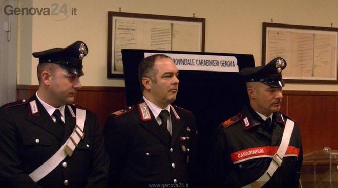carabinieri arresto Garcea