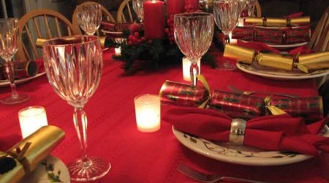 cenone cena Natale