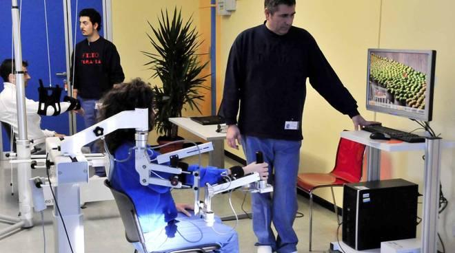 Centro Riabilitazione Robotica
