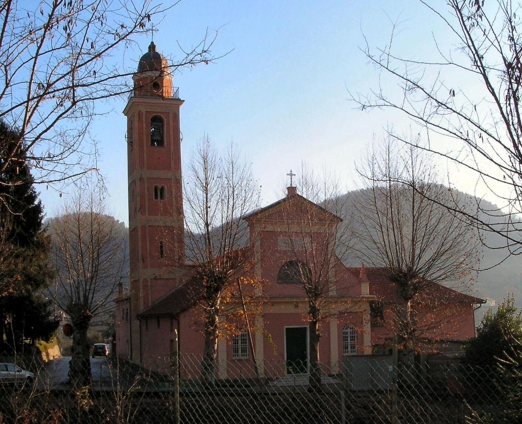 chiesa di Mignanego