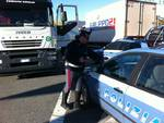 controlli polizia autostrada