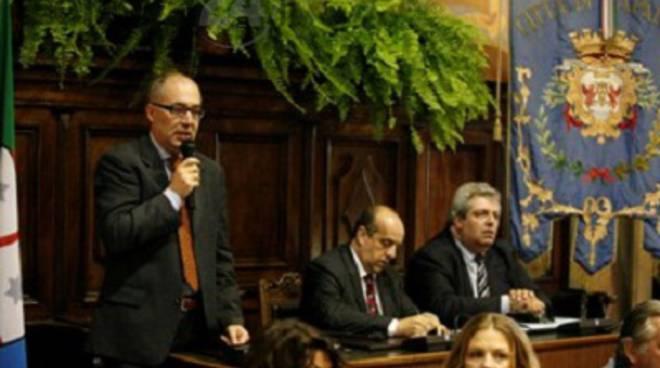 Corrado Castagneto, ass servizi sociali rapallo