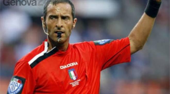 Emilio Morganti arbitro derby