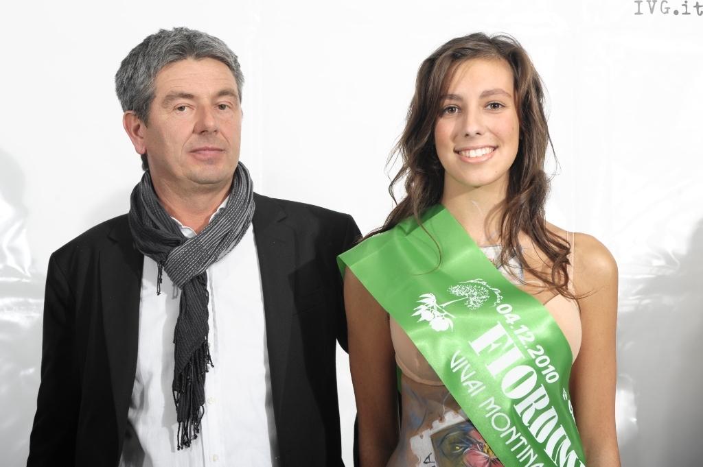Fiordimiss 2010: Montina e Margot Vezzulla
