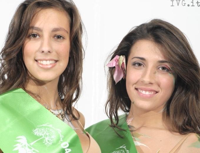 Fiordimiss 2010, vincitrici
