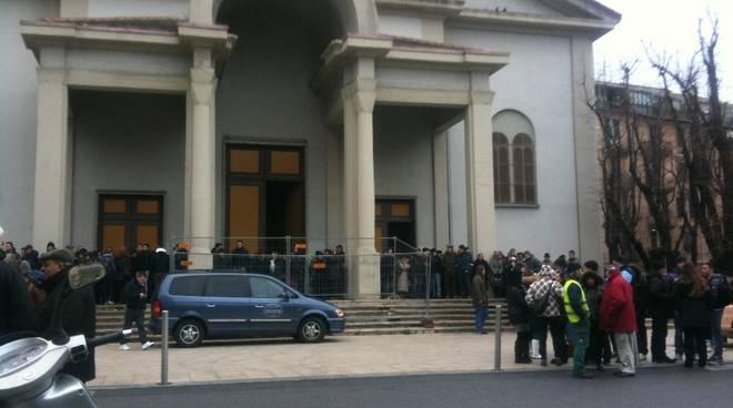 funerale Daniele Murro