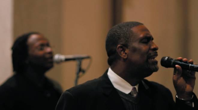 gospel - Tony Washington Singers