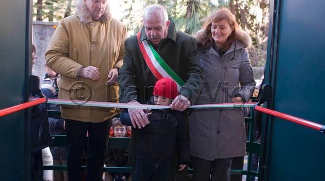 Inaugurazione asilo Albissola
