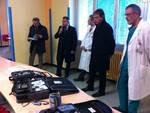 inaugurazione centro robotica santa corona