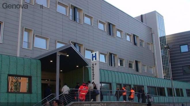 Inaugurazione ospedale Rapallo
