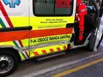 incidente ambulanza 4 dicembre