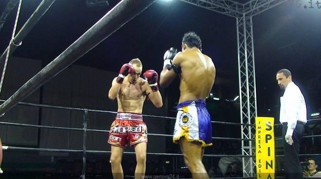 International Fight Show 2010