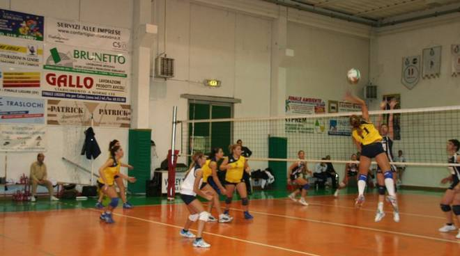 Legendart Volley Team Finale - Big Mat Lamberti Albenga