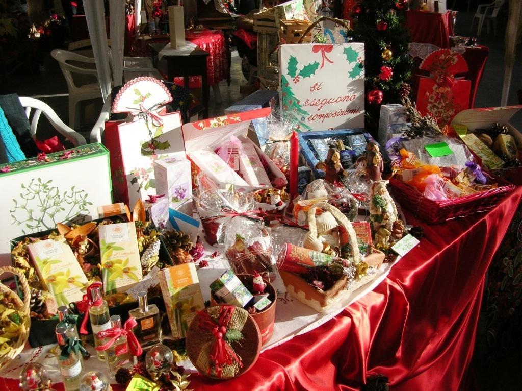 marcatino Natale a Rossiglione