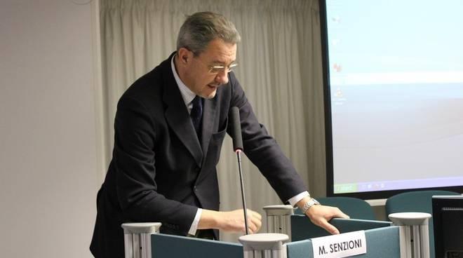 Maurizio Senzioni, presidente ANCE Genova