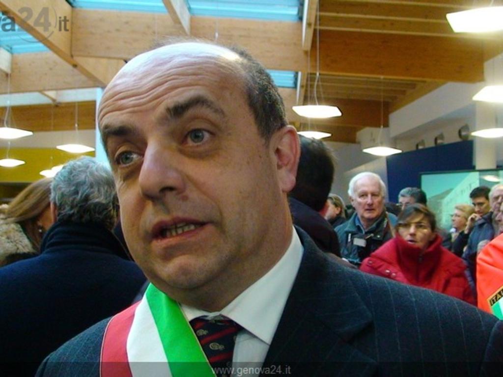 Mentore Campodonico sindaco rapallo