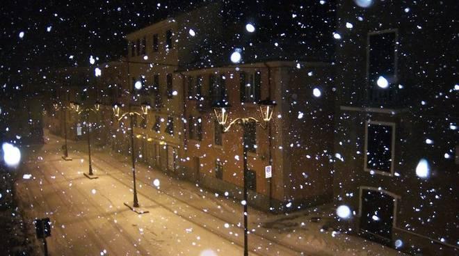 neve ad altare