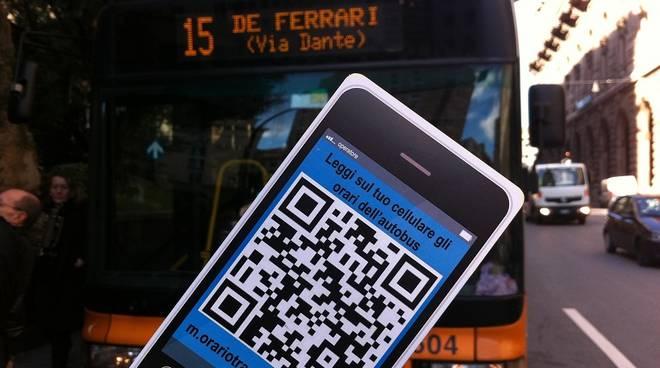 nuova lettura bus