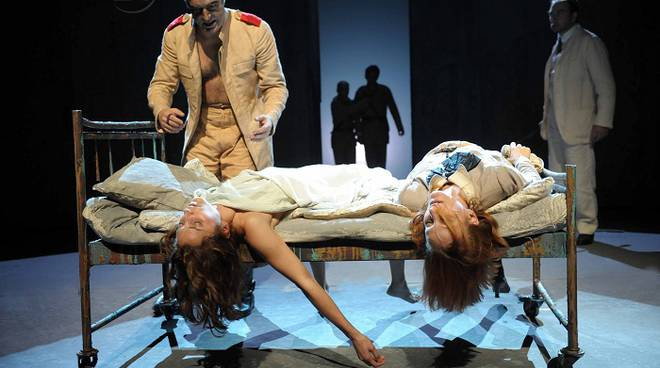 Otello a teatro Corte