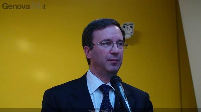 Paolo Cavagnaro, direttore generale asl 4 chiavari