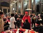 pranzo natale comunità sant'egidio