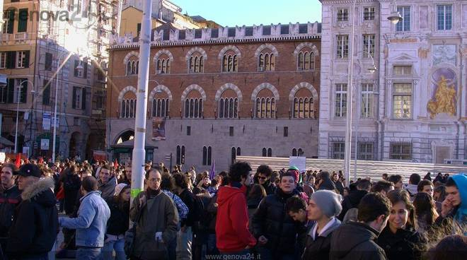 protesta studenti 9-12
