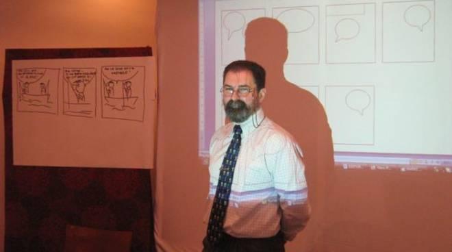 Renzo Sciutto, fumettista