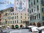S.margherita Ligure - Piazza Caprera