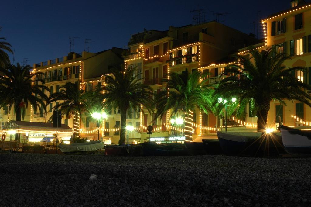 Santa Margherita luminarie natale