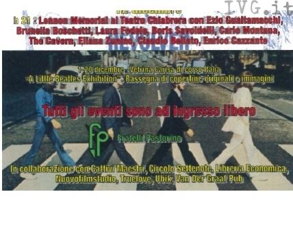 Savona Beatles Week