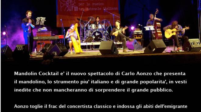 spettacolo di Carlo Aonzo