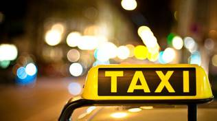taxi notte
