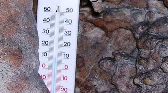 termometro freddo