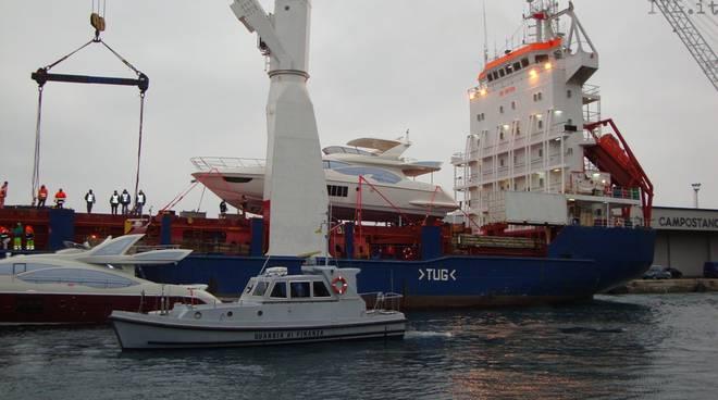 truffa rimini yacht: sequestro panfilo