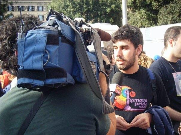 Valerio Barbini, coordin provinciale sinistra e libertà