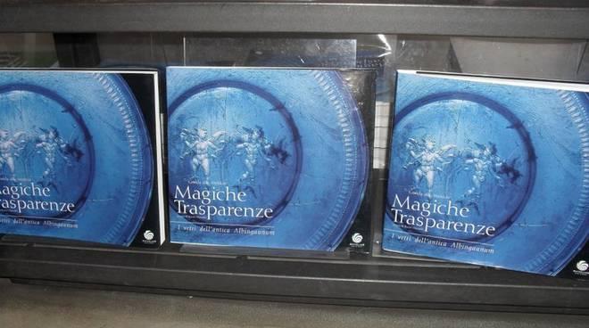 volume Magiche Trasparenze Albenga