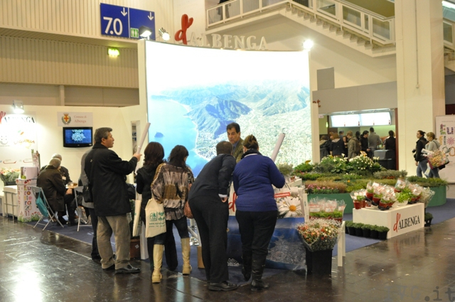 Albenga a Essen - floricoltura