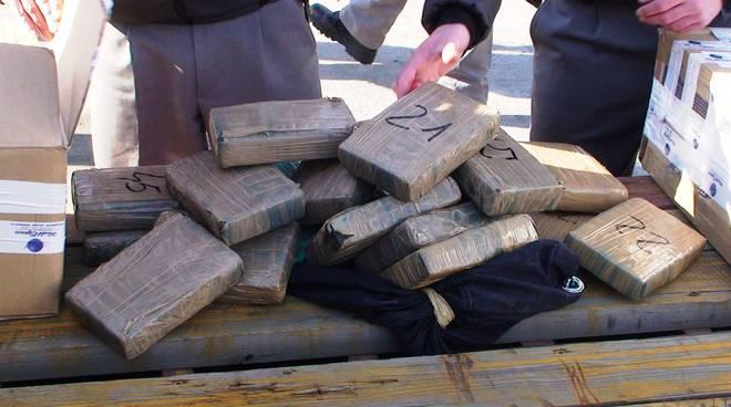 Cocaina container Porto Vado