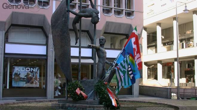 Commemorazione Guido Rossa