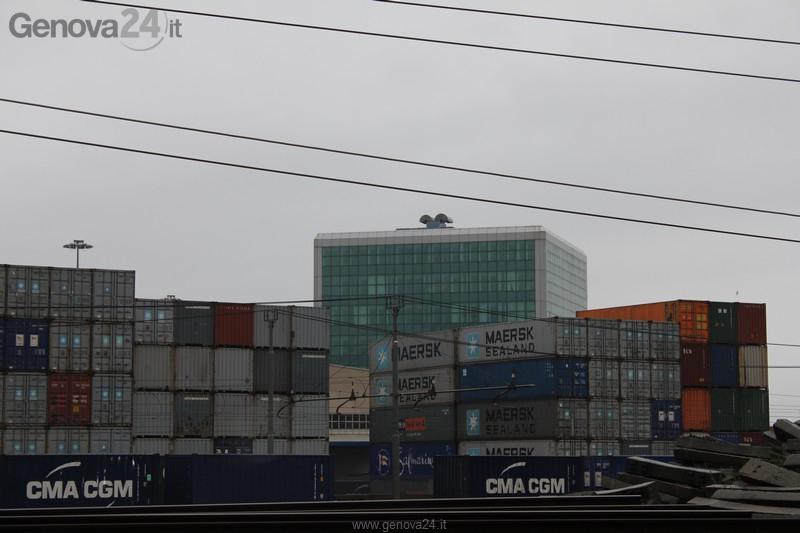 Container- porto