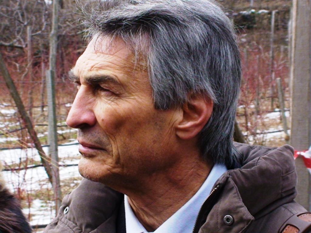 Enrico Mozzoni - sindaco Calizzano