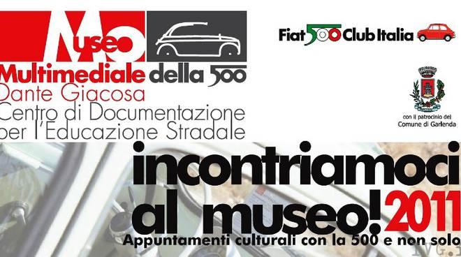 eventi museo fiat 500