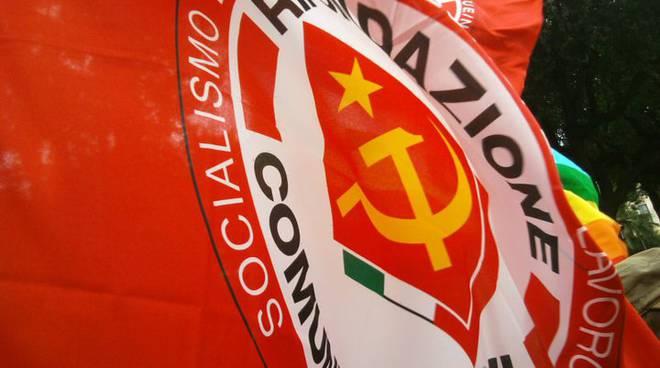 federazione della sinistra bandiera
