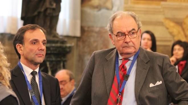 Federico Berruti e Luciano Pasquale
