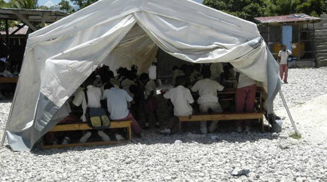 find the cure haiti